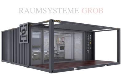 Wohncontainer Luxuscontainer
